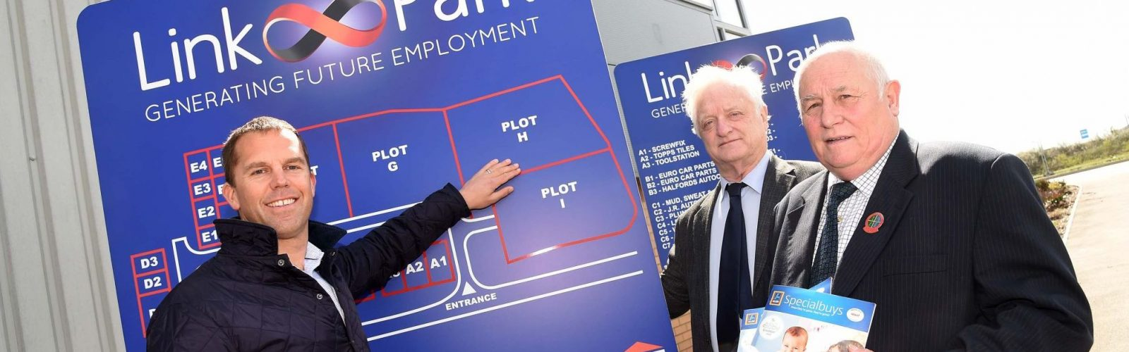 Aldi To Open New Store At Link Park Weymouth Dj Property The No